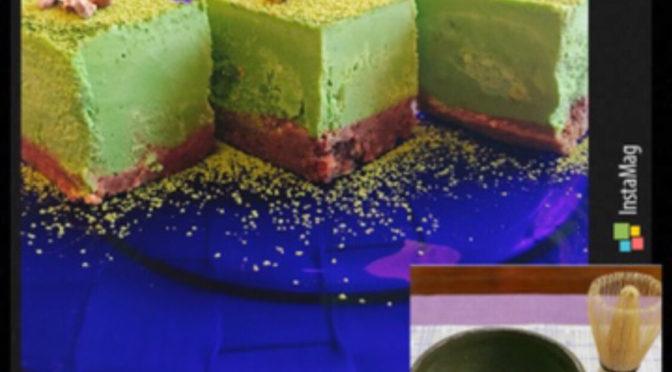 健康ロースイーツ代々木上原教室:簡単Raw抹茶ケーキを作ろう!初心者の方も大丈夫!